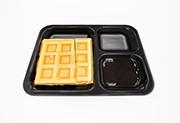 Belgian Waffles - Persp
