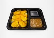 Chicken Nugget Bowl - Persp