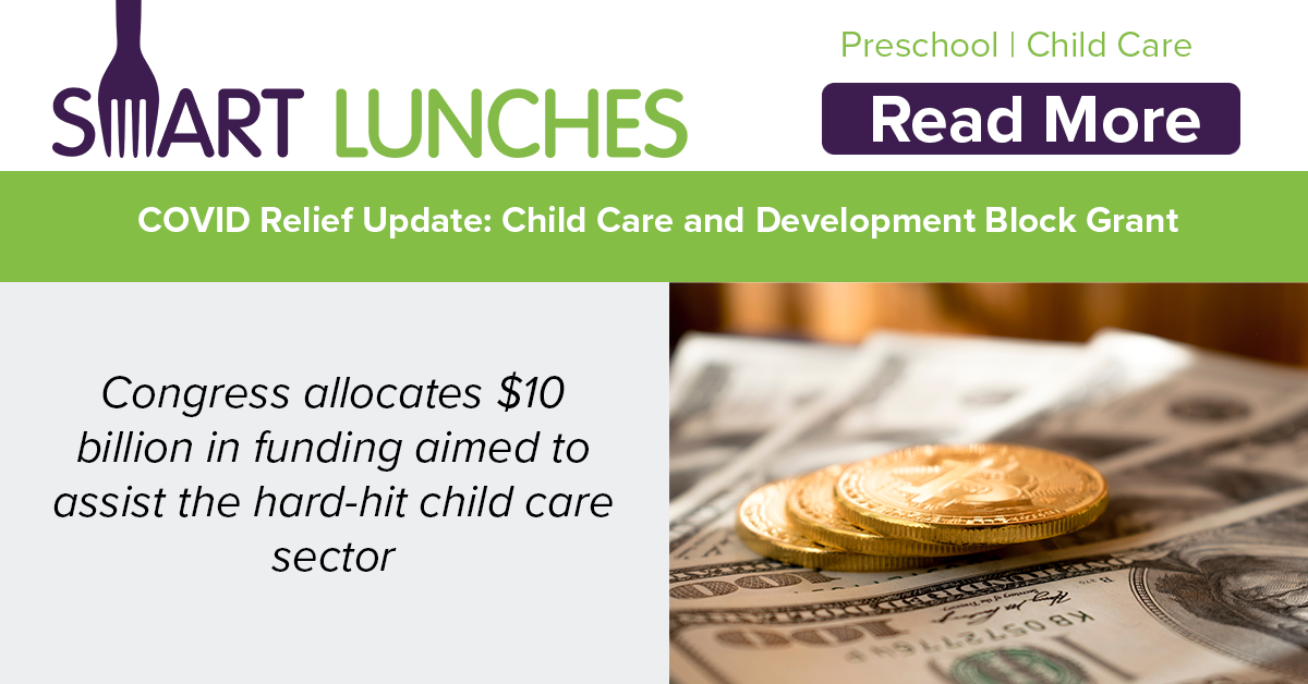 New COVID Relief Bill Includes Support for Preschools and Child Care Centers