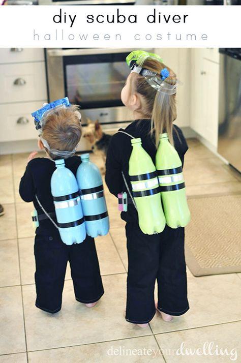 21 DIY Last-Minute Costumes