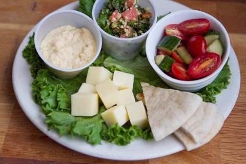 Menu Highlight: Mediterranean Platter!