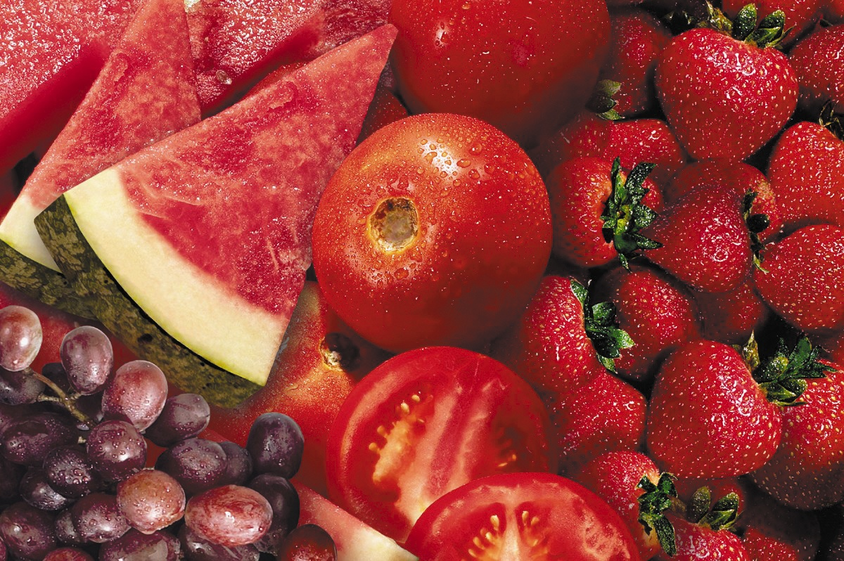 Count Colors Not Calories! A Guide to Fruits and Veggies That Should be in Your Grocery Cart