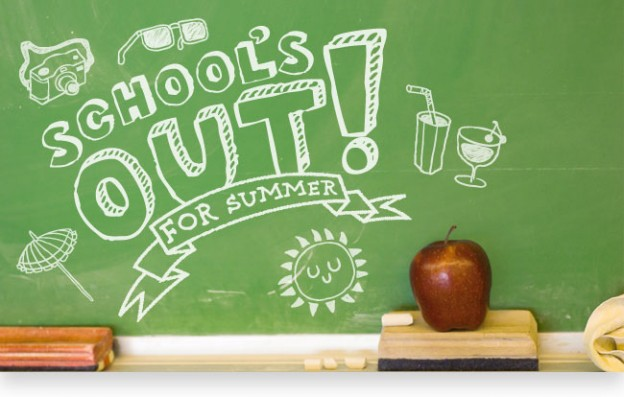 What to expect from Smart Lunches as summer vacation approaches!