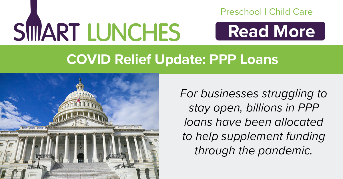 Renewed PPP Funding Offers Lifeline for Preschools & Child Care Centers